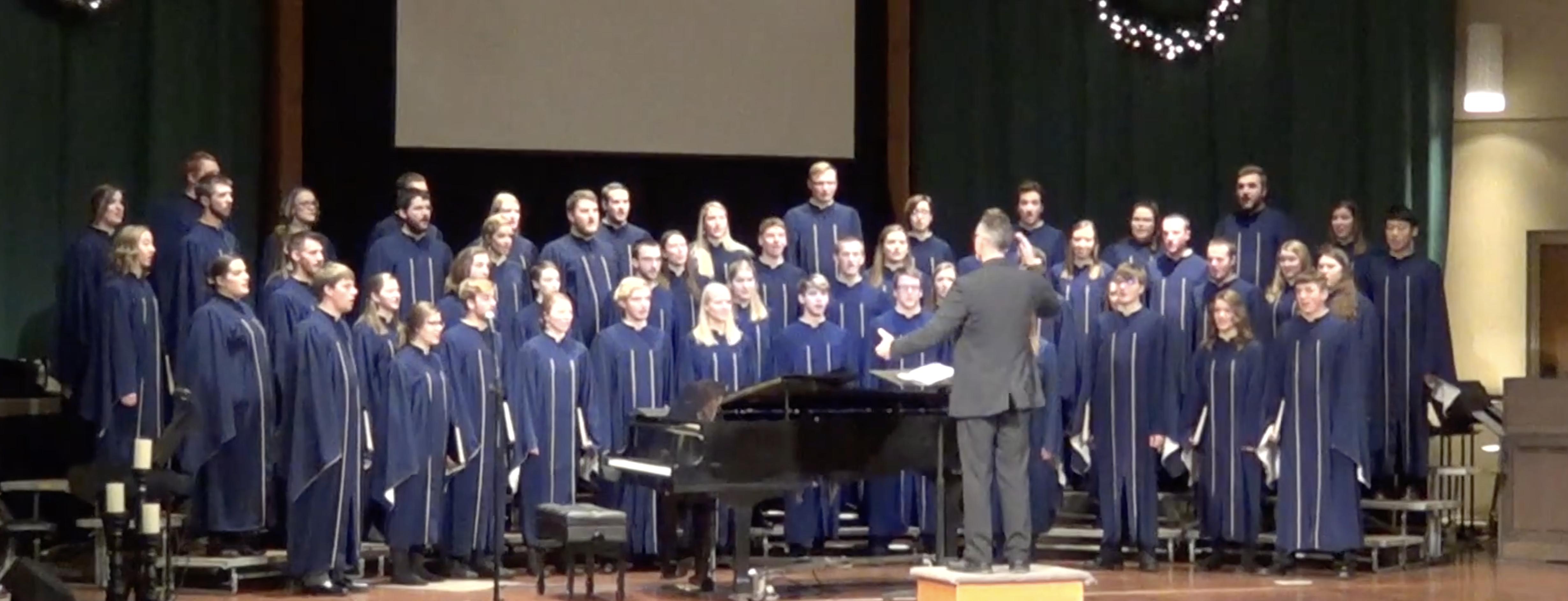 Dordt College Concert Choir Winter Tour 2017