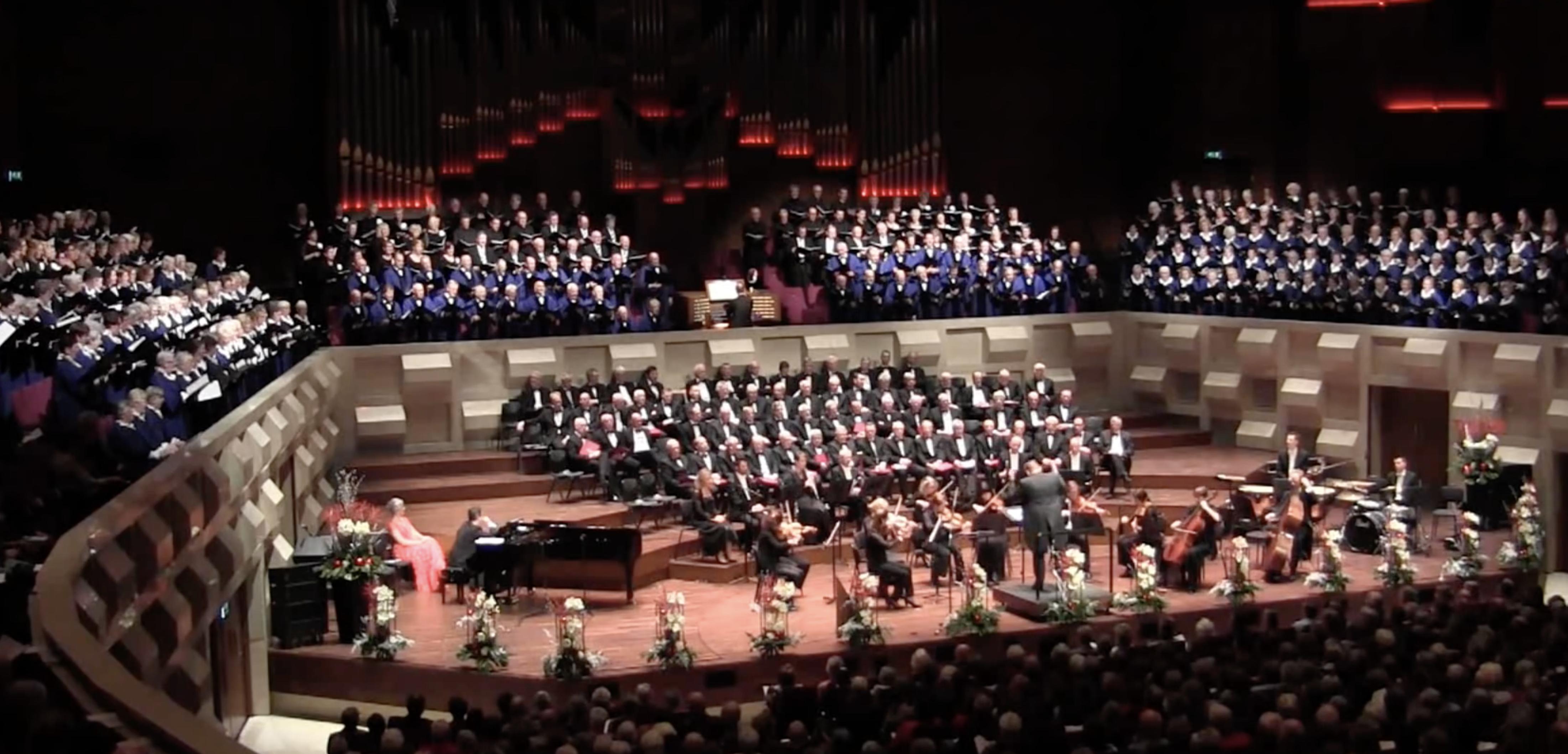 Kerst-Doelenconcert 2016 Deo Cantemus deel 2