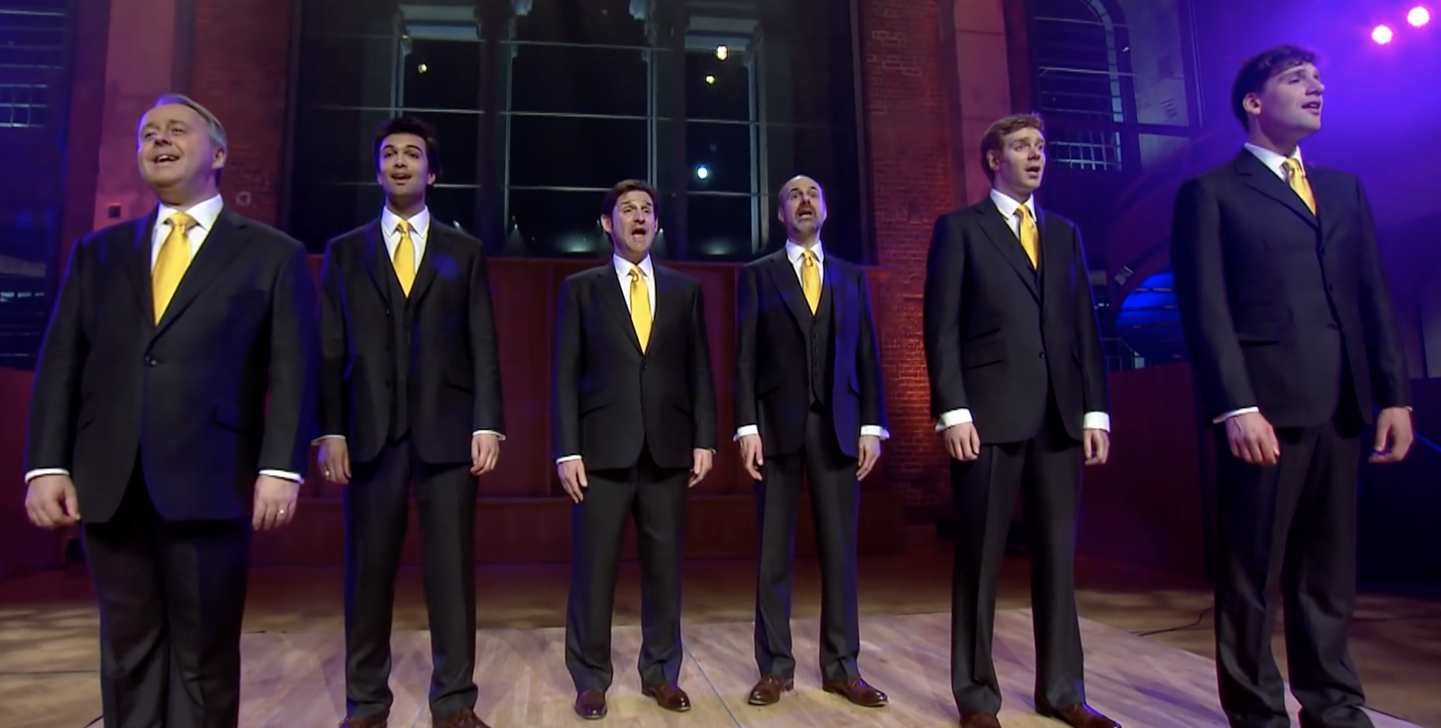 The King's Singers – Christmas
